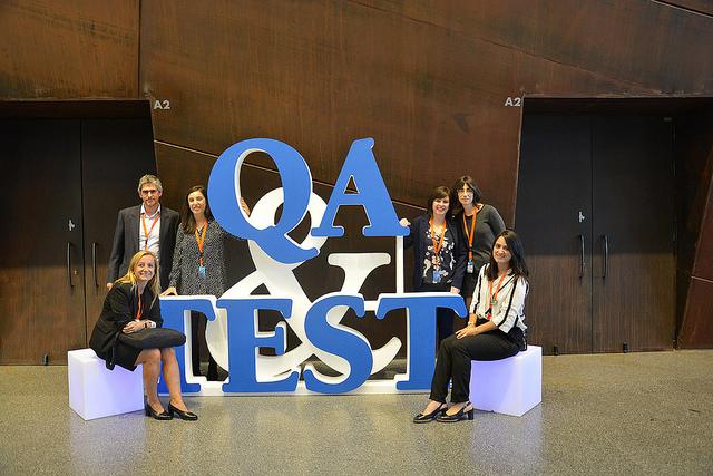 QA&TEST 2018 Programme